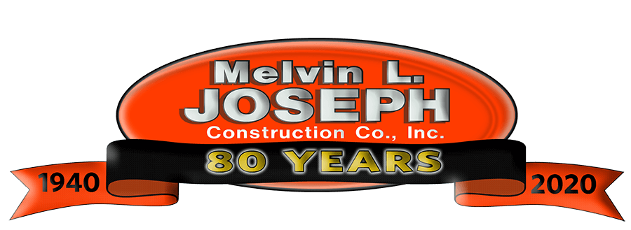 Melvin L. Joseph Construction Company 1940-2020 80 Years